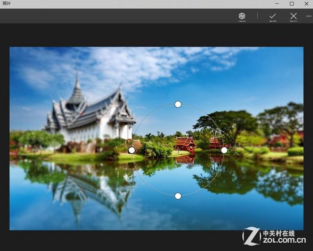 Win10圖片應用具備11項細化圖片編輯功能