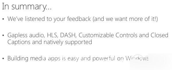 Windows10手機版支持無縫音頻播放 太棒了!