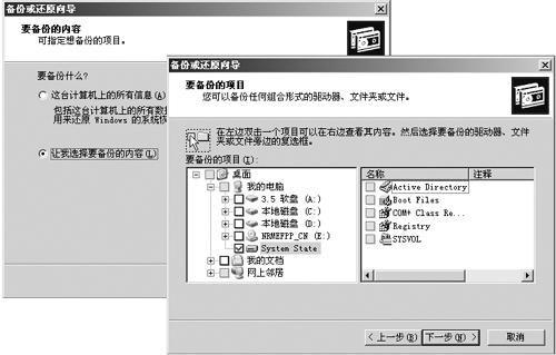 win2003AD數據庫你備份了嗎?